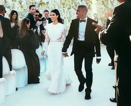 Топ-9 самых роскошных свадеб знаменитостей состоявшихся в замках Европы