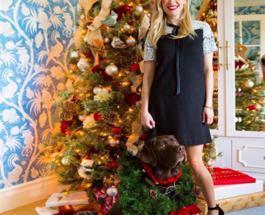ТОП-15 самых красивых рождественских елок знаменитостей