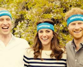 Королевская семья Британии показала результаты своей работы по защите здоровья подданных