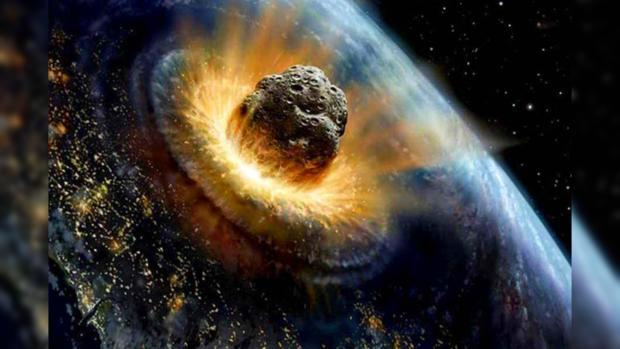 Ученые: кЗемле приближается астероид, размером состадион