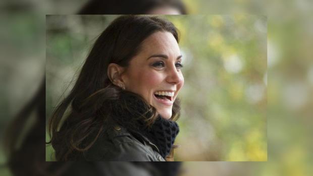 Кейт Миддлтон во 2-ой раз появилась втиаре принцессы Дианы