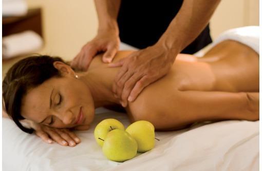 яблочный массаж
