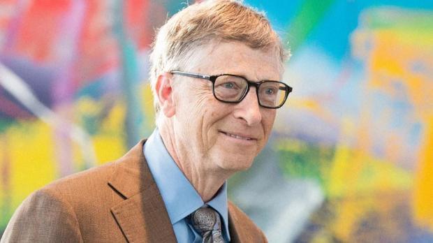 Билл Гейтс назвал лучшие книги 2017 года