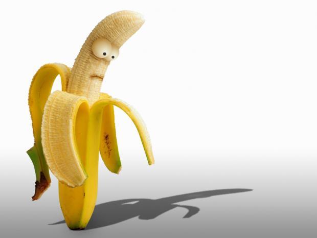 Бананы повышают потенцию