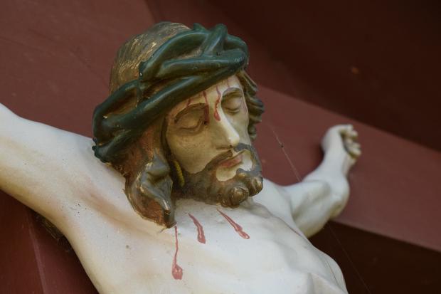 В древней статуе Иисуса Христа обнаружено послание из далекого прошлого