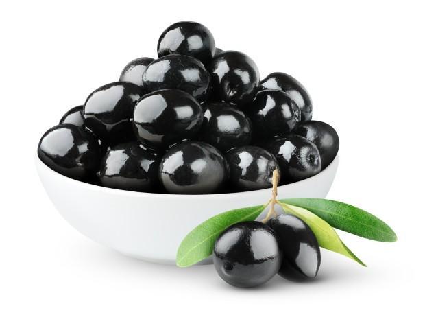 черные продукты