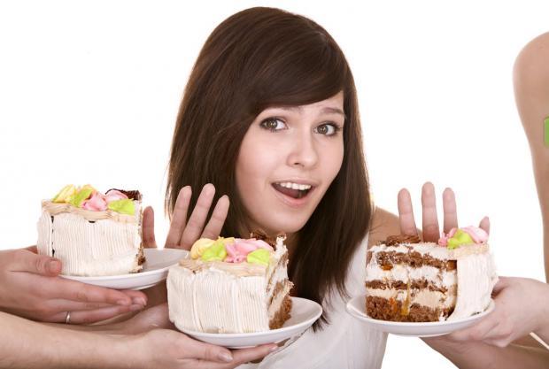 Как бороться с желанием есть сладости