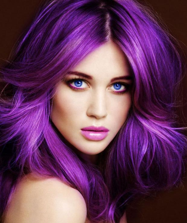 ультрафиолетовый цвет