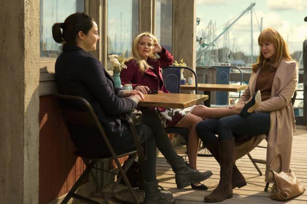 Риз Уизерспун поведала овтором сезоне сериала— огромная маленькая ложь