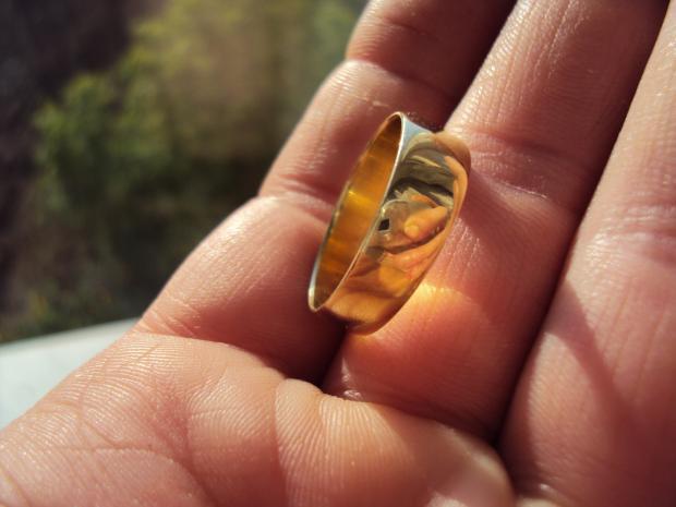 солдат и кольцо