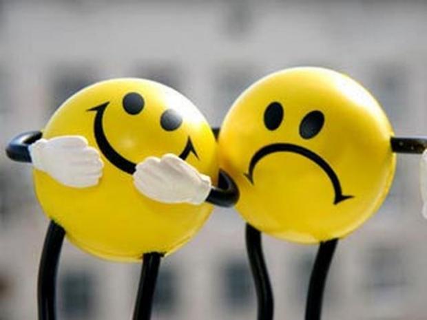 оптимист и пессимист