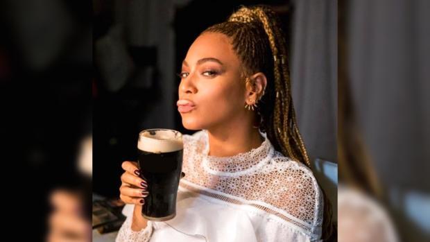 Бейонсе вдохновила пивовара на создание напитка в ее честь