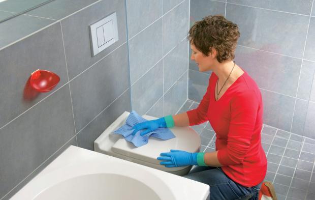 Уборка в ванной комнате будет легче, если следовать 7 советам при ремонте