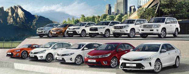 ТопЖыр:Toyota в 2017 году продала более 10 млн автомобилей: дальше будет больше