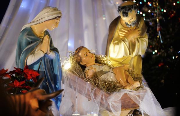 Украина впервый раз  на национальном  уровне отпраздновала католическое Рождество