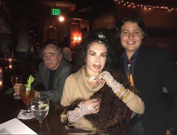 Жертва пластической хирургии: как сейчас выглядит 96-летняя мать Сильвестра Сталлоне