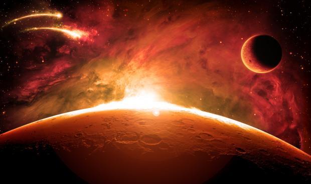 Куда пропала вода сМарса? Ученые озвучили новейшую гипотезу