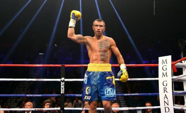 Ломаченко признан лучшим боксером года поверсии HBO
