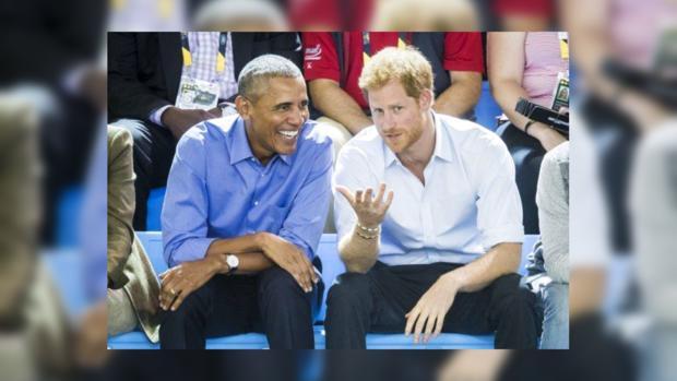Интервью Обамы принцу Гарри