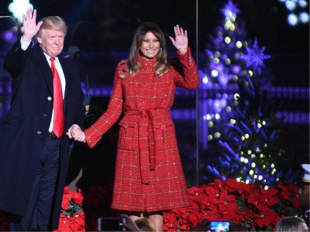 Меланья Трамп решила спилить самое старое дерево уБелого дома