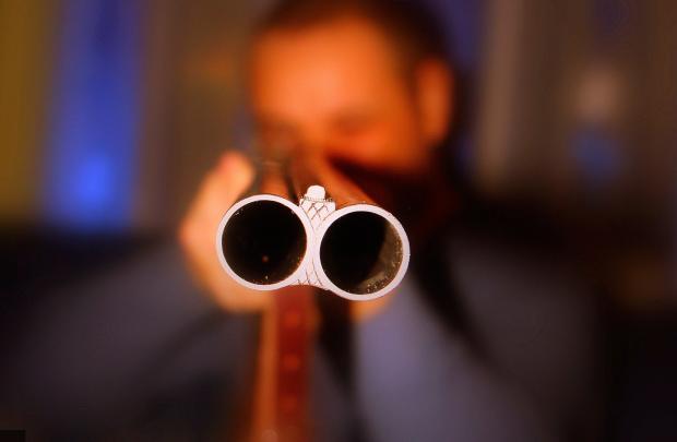 стрельба на заводе меньшевик