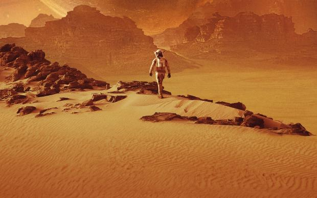 Зима наМарсе: NASA показало необычайной красоты фото сКрасной планеты