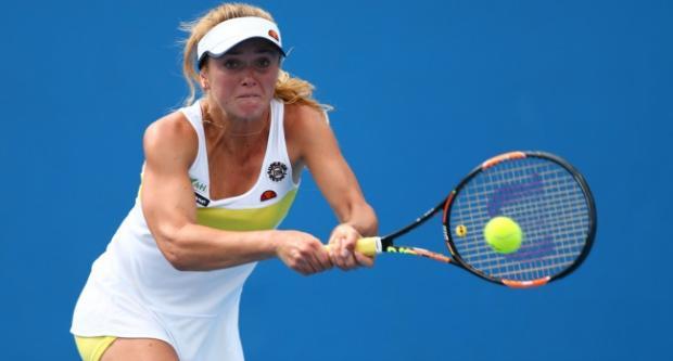 Украинка Свитолина одержала победу всамом начале нового сезона— Теннис