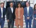 Барак Обама и Мишель