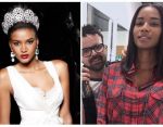 Лэйла Лопес (Ангола) - Мисс Вселенная 2011