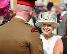 Садовая вечеринка в Букингемском дворце: событие принимает неожиданный оборот