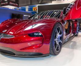 ТопЖыр: создатель Aston Martin и BMW Z8 представил роскошного конкурента Tesla