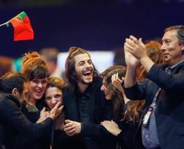 """Победитель """"Евровидение 2017"""" Сальвадор Собрал наконец выписан из клиники"""