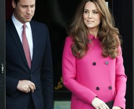Кейт Миддлтон и Принц Уильям посетили самый разбитый во время войны город Англии