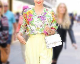 Миранда Керр: стильная беременность на примере известной модели