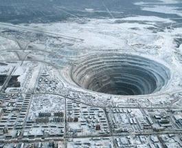 Как всего одна алмазная шахта помогла построить одну из самых могущественных стран мира