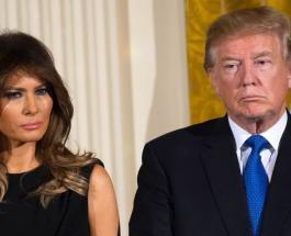 Мелания Трамп без упоминания супруга отметила первый год в качестве первой леди
