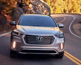 Hyundai представит совершенно новый внедорожник Santa Fe летом 2018 года