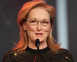 Мерил Стрип: имя актрисы станет официально зарегистрированной торговой маркой