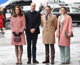 Новости королевской семьи: второй день Скандинавского тура Кейт Миддлтон и Принца Уильяма