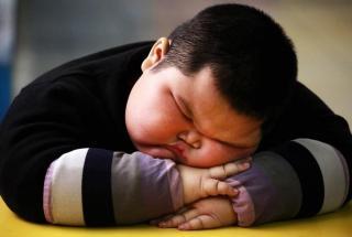 Эффект Хани Бу Бу: в ожирении маленьких детей виноваты родители
