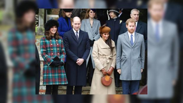 Новости королевской семьи: какие мероприятия запланированы на январь 2018 года