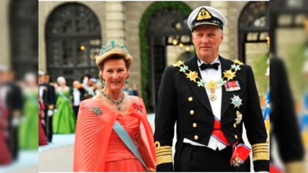 Король Норвегии открыл новый центр безопасности на воде