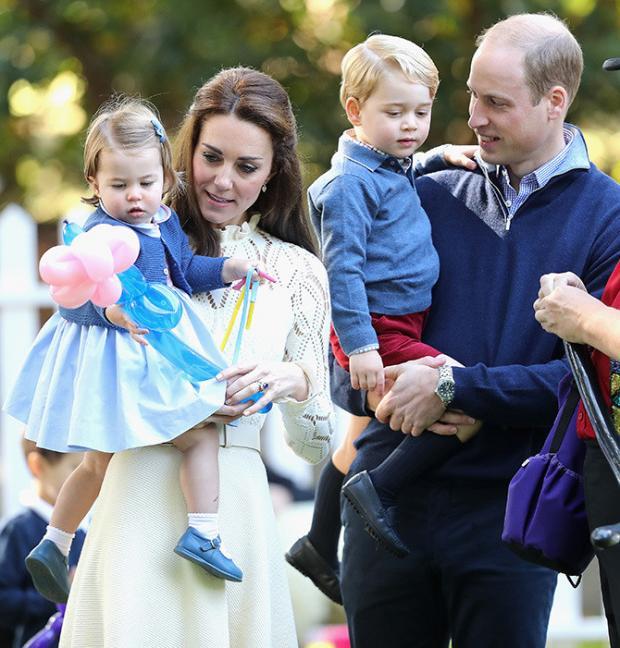 Дочь английского принца Уильяма— 2-летняя Шарлотта— освоила испанский