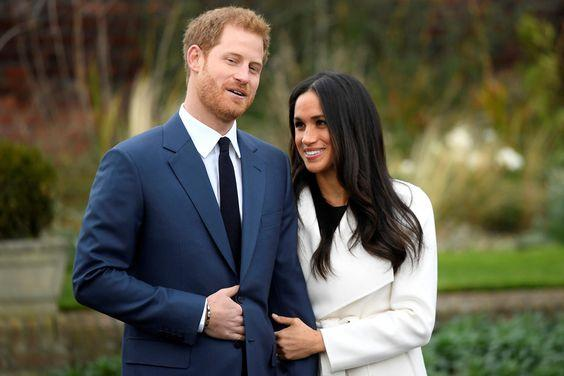 Рожденного вЛондоне редкого жирафа назвали вчесть невесты принца Гарри