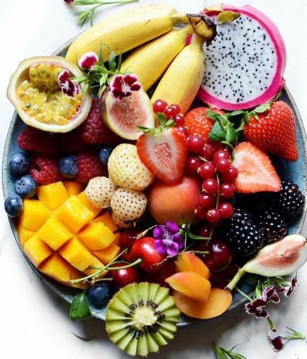 Фрукты замечательный источник питательных веществ