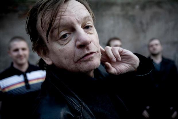 Скончался вокалист английской группы The Fall Марк Смит