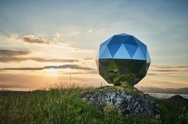 Космический диско-шар: астрономы раскритиковали запуск на орбиту искусственной звезды