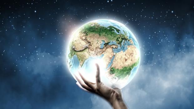 удивительный мир