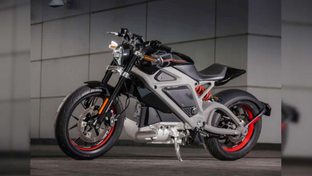 Электрический Harley появится на дорогах в 2019 году