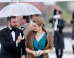 Люксембург: Принц Гийом с супругой Стефани де Ланнуа
